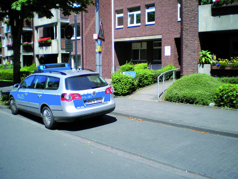 Polizeiwache Köln Porz