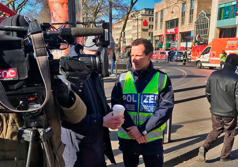 Pressestelle Polizei Köln