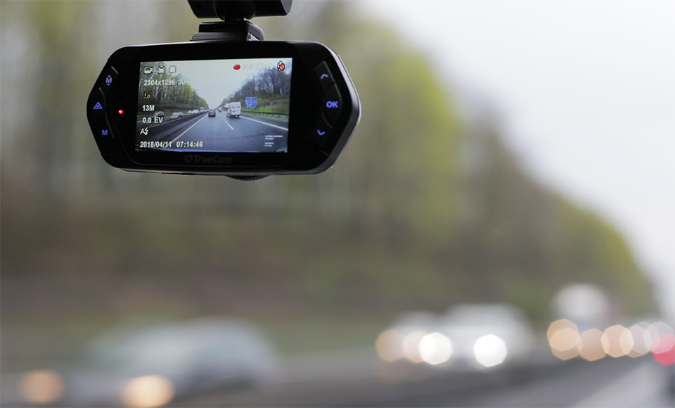 Dashcam Monitor