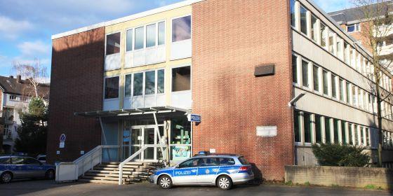 Polizeiwache Köln Kalk