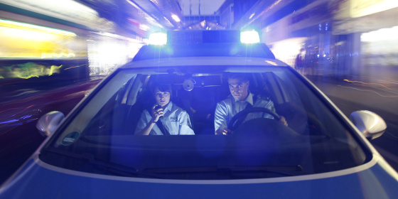einsatzfahrt schlerpraktikum bei der polizei kln - Bewerbung Praktikum Polizei